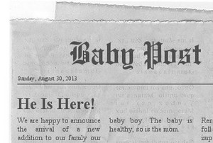 the perfect business idea for the work at home mom baby newspaper